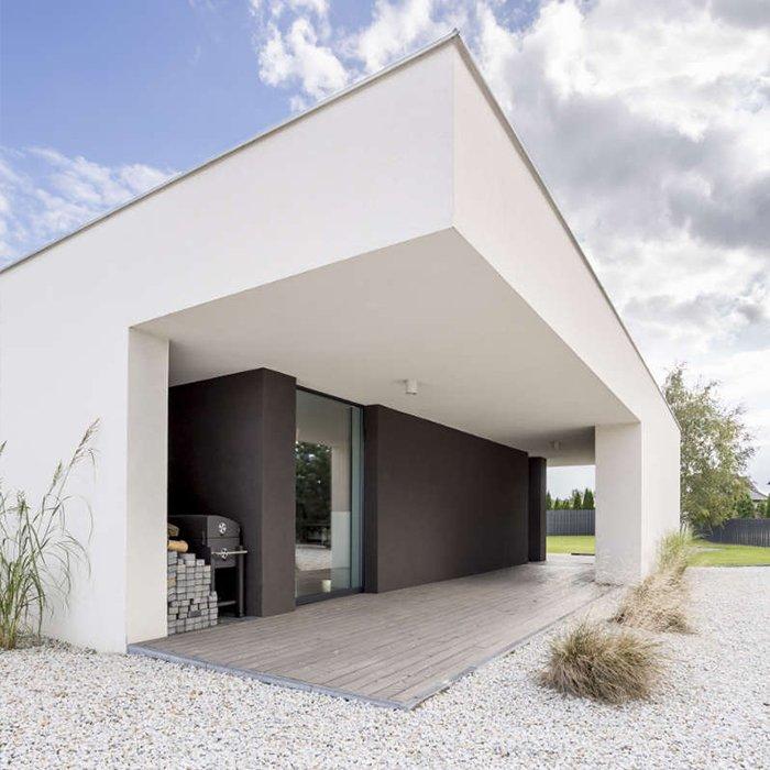 Maison avec Terrasse en Bois
